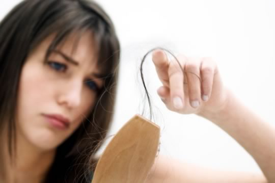 frenar la caida del cabello