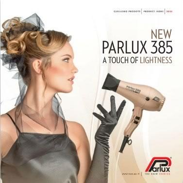 nuevo secador parlux 385 powerlight